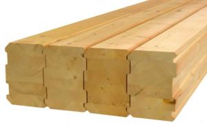 Почему клееный брус предпочтительнее других стройматериалов для бань