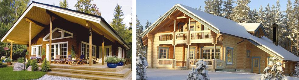 Покупка готового финского дома