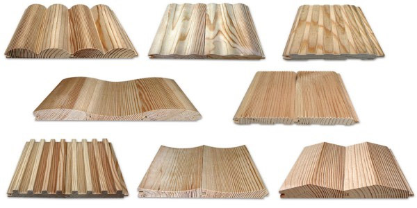 Виды деревянных панелей