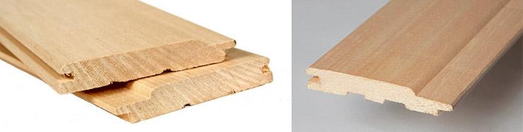 Изделия из липы и осины