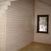 Как отделать дом из бруса изнутри