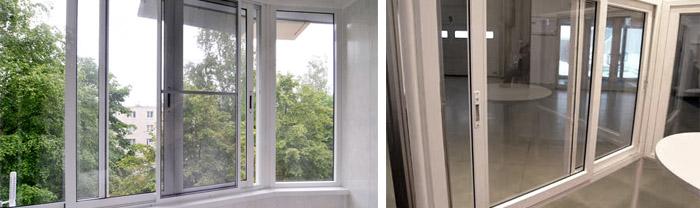 Окна для терассы