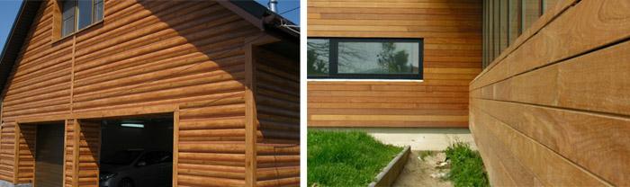 Панели из древесины