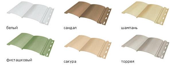 Продукция FineBer разных оттенков