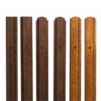 Стоимость штакетника из древесины