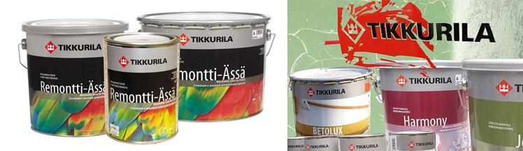 ЛКМ для дерева Tikkurila