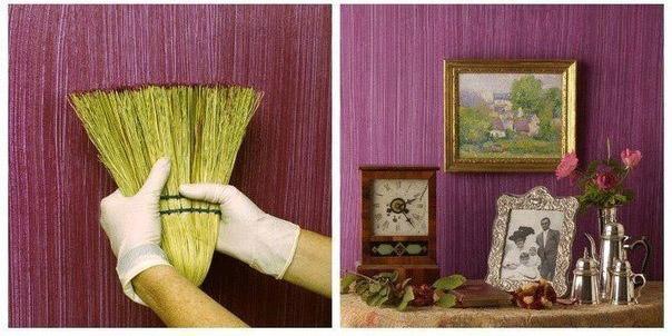 Способ нанесения краски Верес