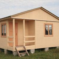 Садовые деревянные бытовки для дачи